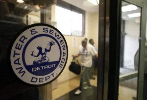 Detroit Water & Sewage Department
